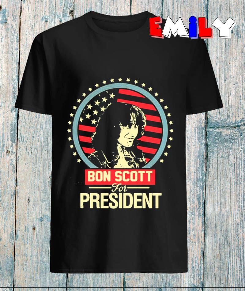 Bon Scott for president