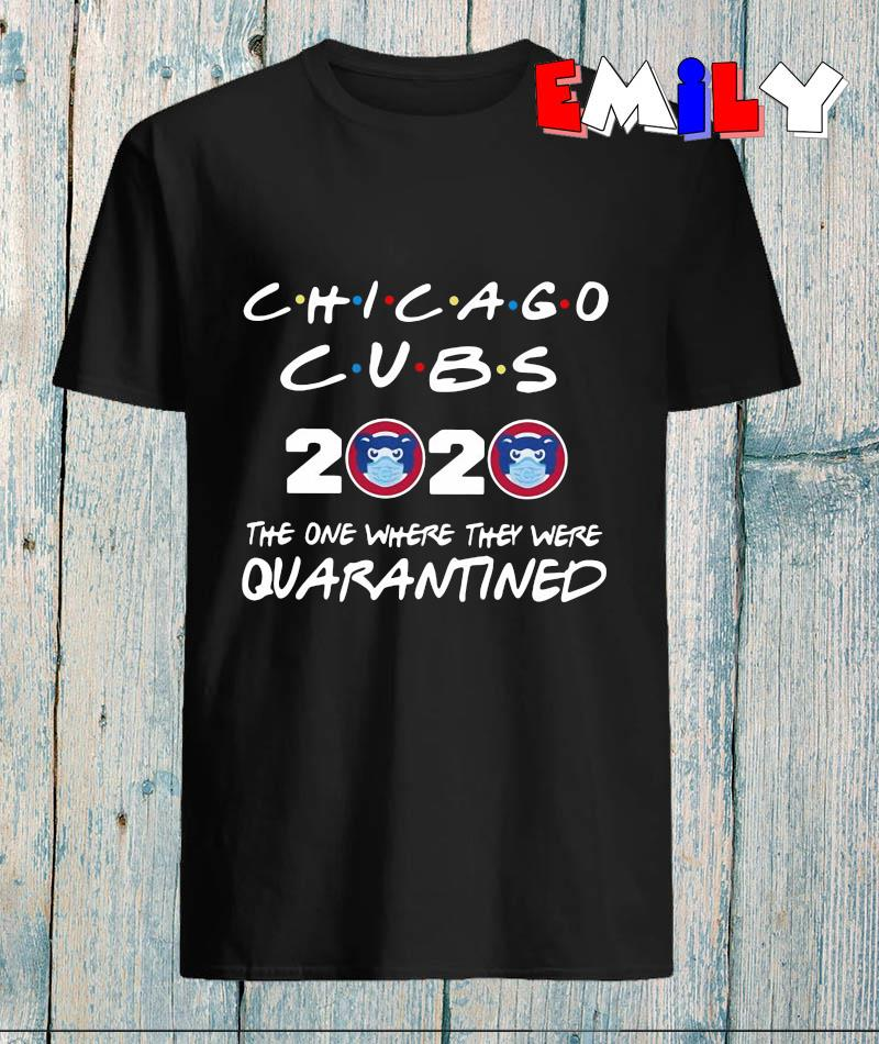 Chicago Cubs 2020 the one where they were quarantined