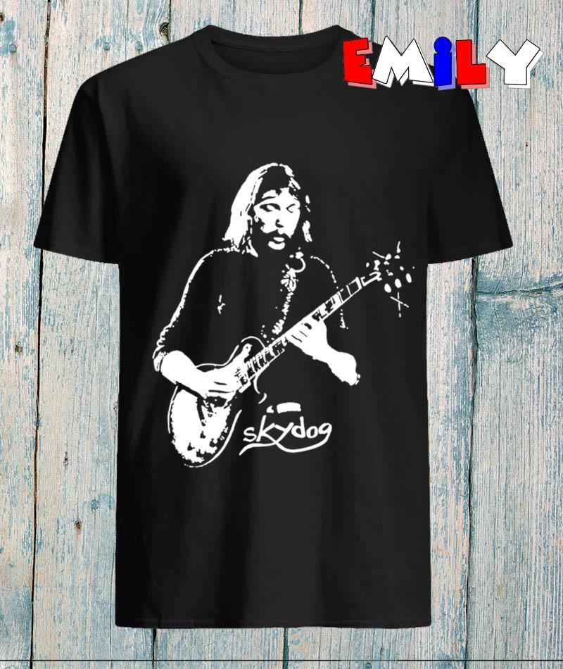 Duane Allman an anthology sky dog play guitar