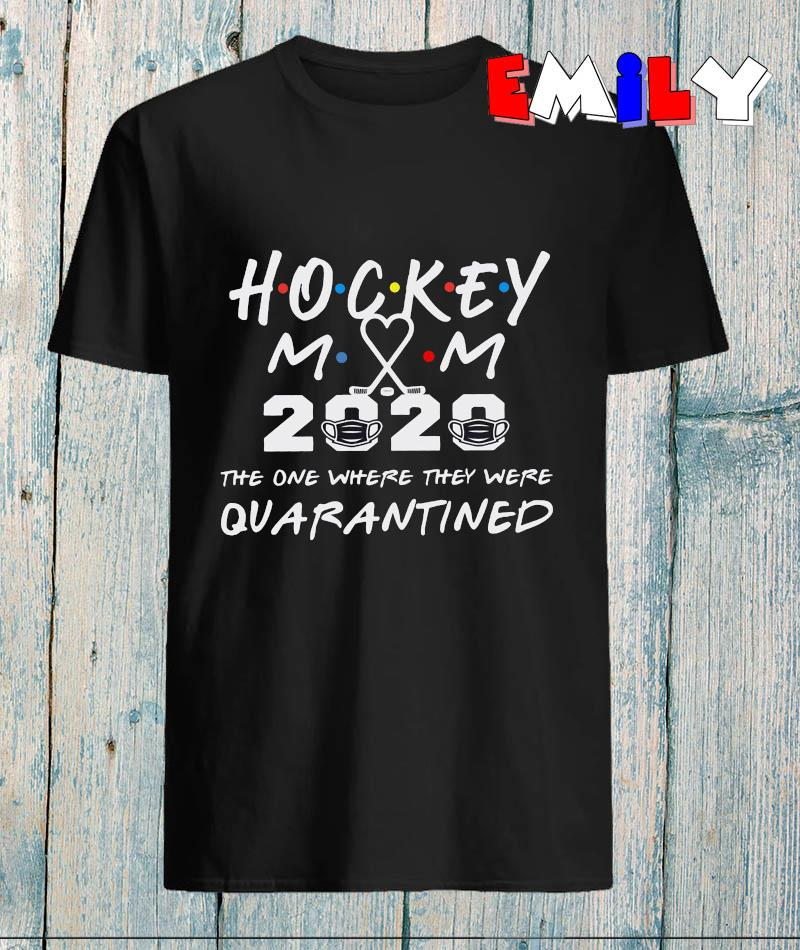 Hockey mom 2020 the one where they were quarantined