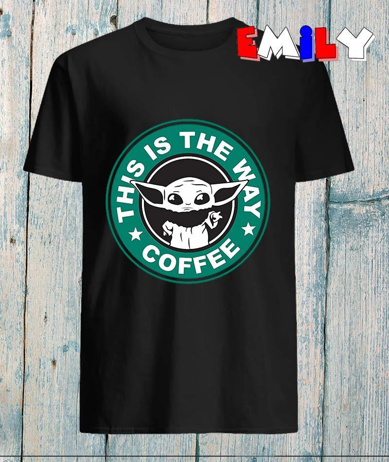 This is the way Baby Yoda Starbucks