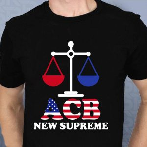 Amy Coney Barrett for New Supreme Court Justice t-shirt