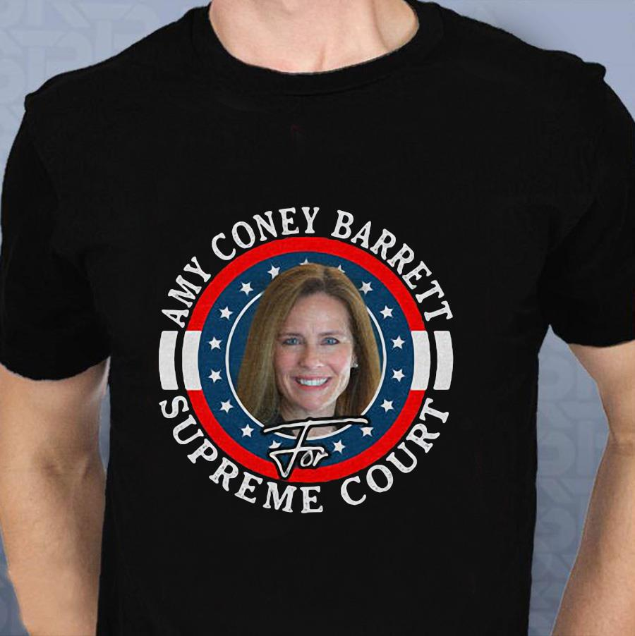 Amy Coney Barrett For Supreme Cour 2020 shirt