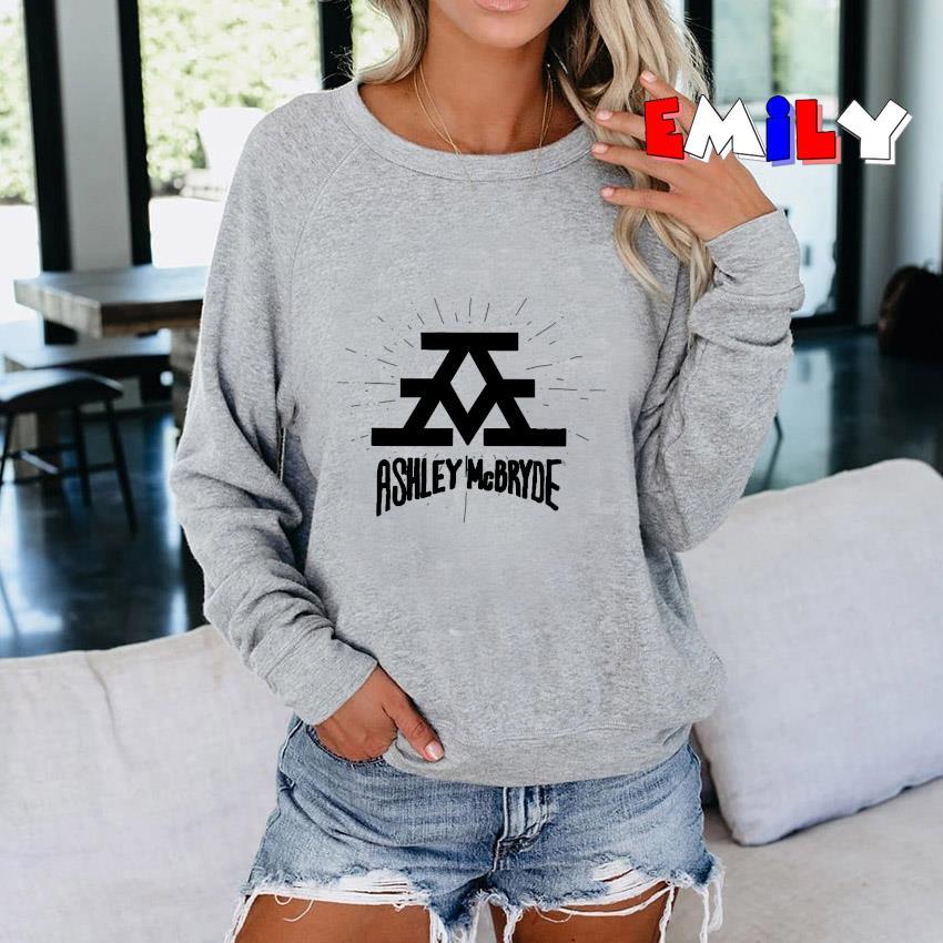 Ashley McBryde Home Sweet Highway black Sweatshirt
