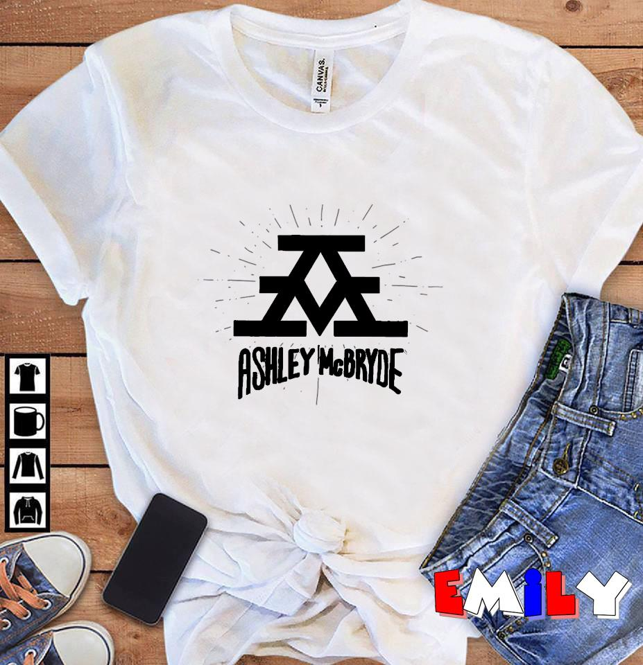 Ashley McBryde Home Sweet Highway black unisex t-shirt
