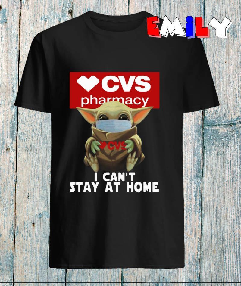 Baby Yoda CVS Pharmacy I cant stay at home