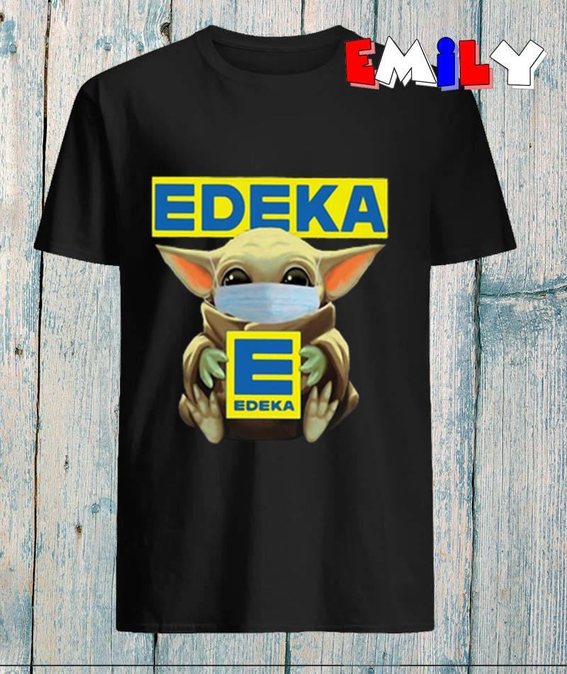 Baby Yoda Edeka quarantine 2020