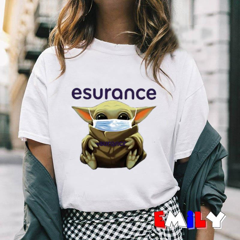 Baby Yoda Esurance quarantine 2020