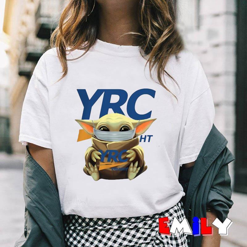 Baby Yoda Yrc Freight quarantine