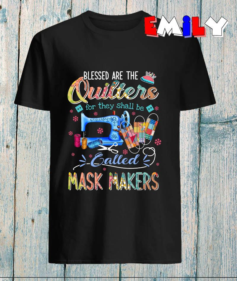 Blessed are the quilters called mask makers covid19