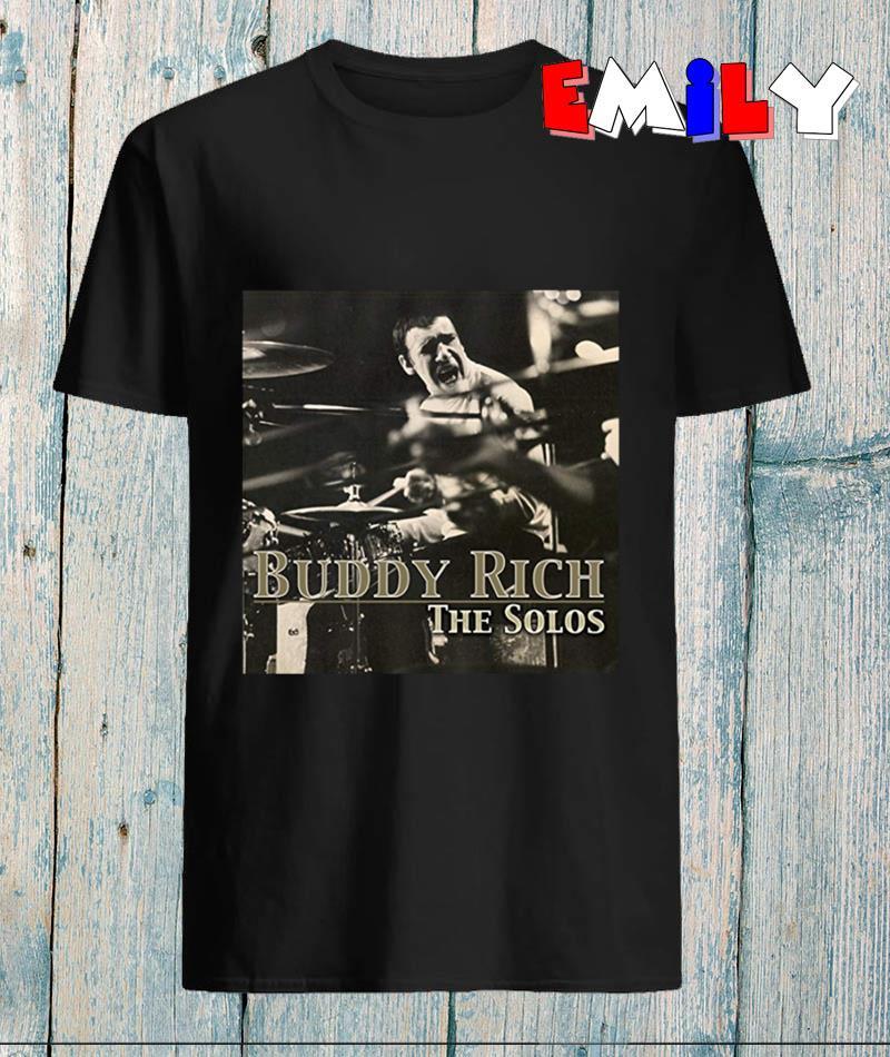 Buddy Rich the solos fan