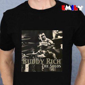 Buddy Rich the solos fan unisex t-shirt