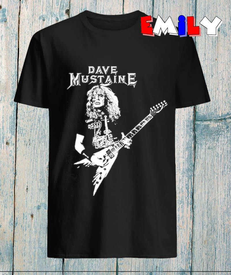 Dave Mustaine legend so cool mustaine a heavy metal