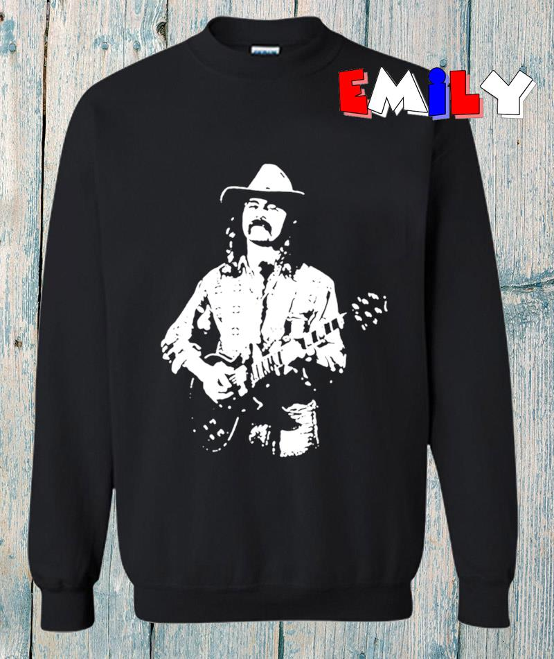 Dickey Betts American guitarist sweatshirt