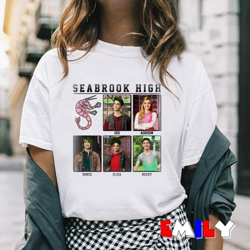 Disney Zombies Seabrook Yearbook t-shirt