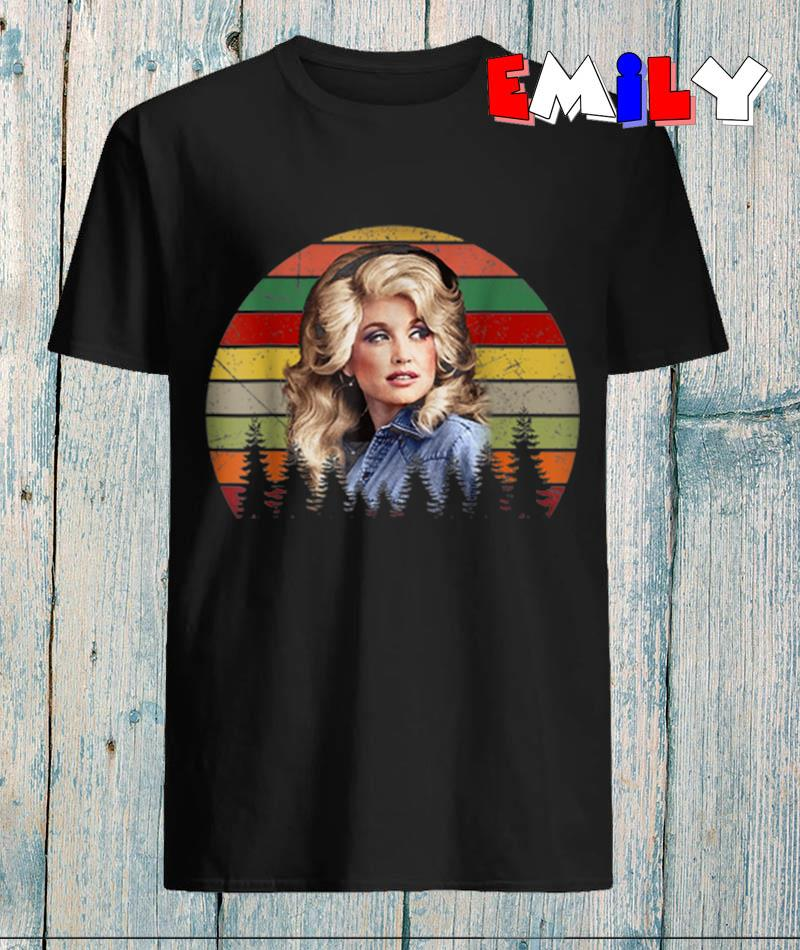 Dolly Parton retro vintage