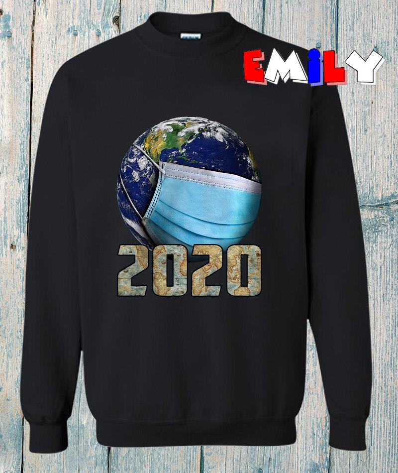Earth Coronavirus 2020 sweatshirt