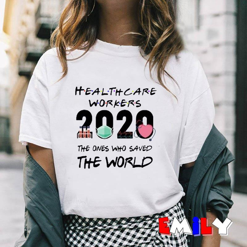 Healthcare worker 2020 the ones who saved the world