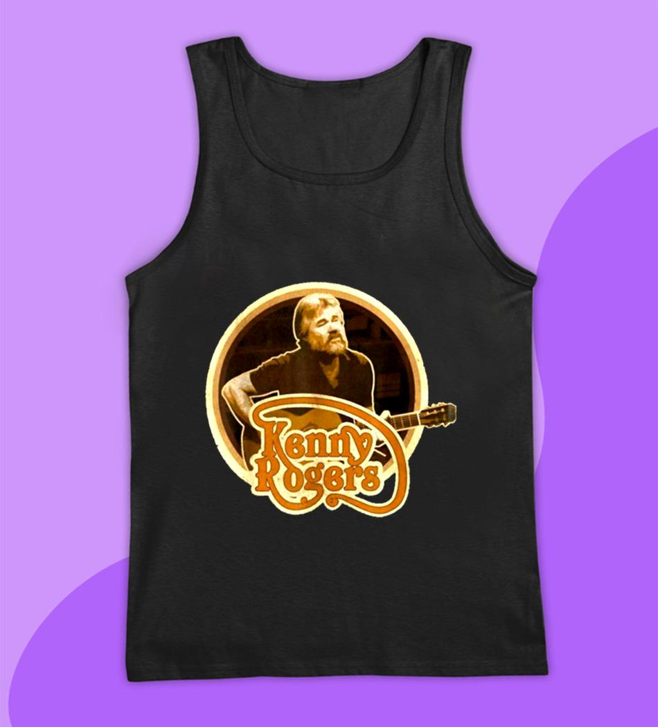 Kenny Rogers Legend Lovely t-s tank top
