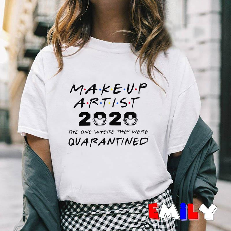 Makeup Artist 2020 the one where they were quarantined