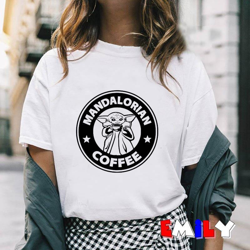 Mandalorian coffee Baby Yoda