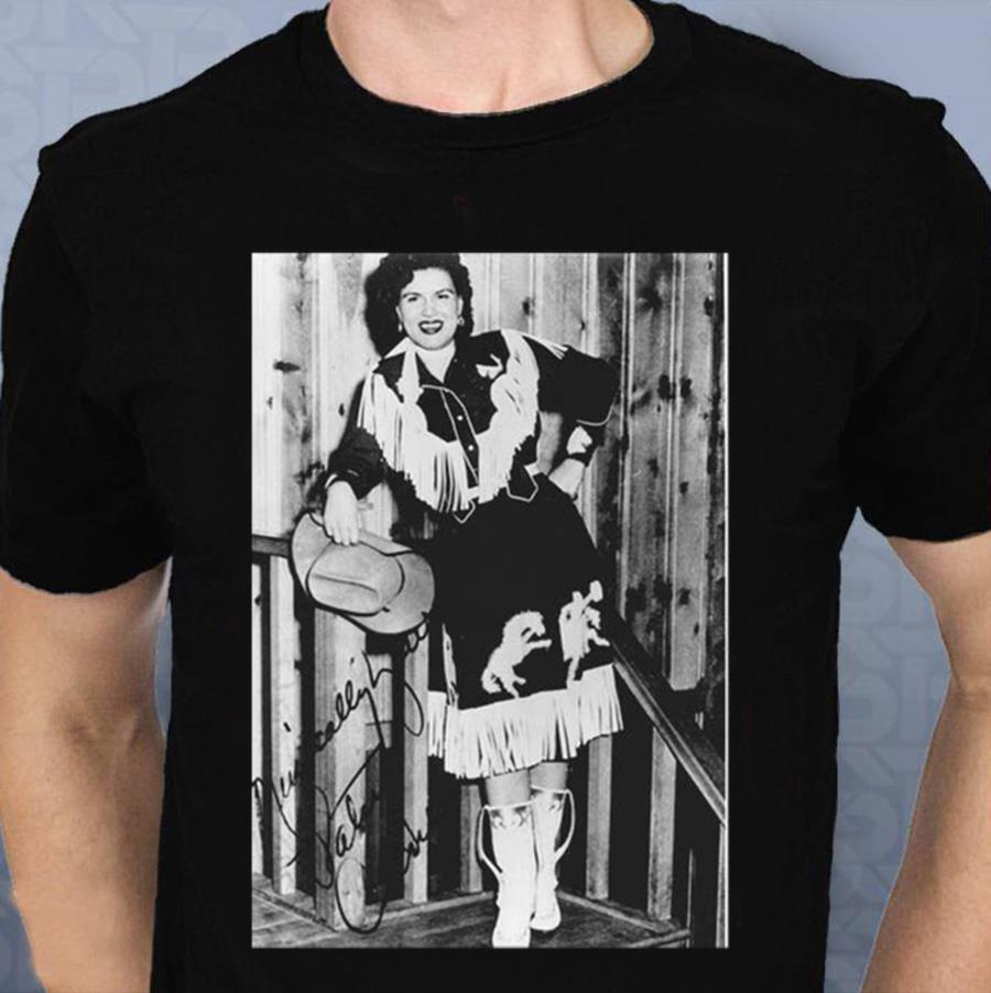 Patsy Cline Country Music 60s t-shirt